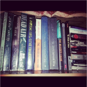 My book collection